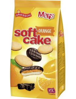 Griesson Soft Cake Minis Orange  (125 g) - 4001518000335