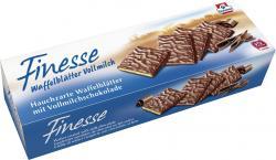 Grabower Finesse Waffelblättchen Vollmilch  (100 g) - 4001453004016