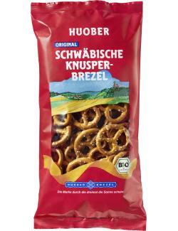 Huober Original Schwäbische Knusperbrezel Bio  (175 g) - 4000381003030