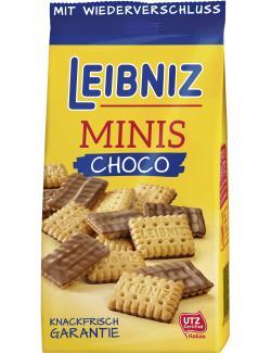 Leibniz Minis Choco  (125 g) - 4017100206009