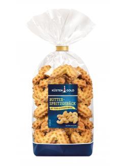 Küstengold Butter Spritzgebäck  (200 g) - 4250426200584