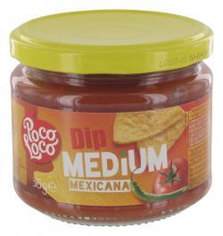 Poco Loco Dip Medium Mexicana  (315 g) - 5412514999919