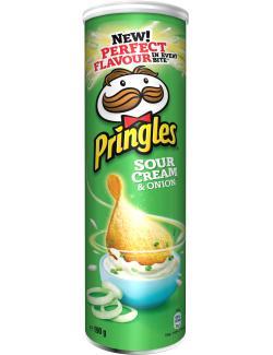 Pringles Sour Cream & Onion  (190 g) - 5053990101870