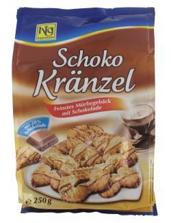 Hig Hagemann Schoko Kränzel  (250 g) - 4009176117310