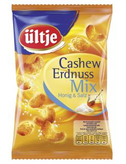 Ültje Cashew Erdnuss Mix Honig & Salz  (200 g) - 4004980530102