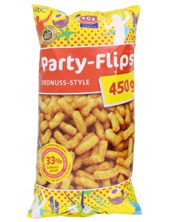 Xox Party-Flips Erdnuss-Style  (450 g) - 4031446504513