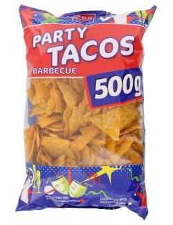 Xox Party-Tacos Barbecue  (500 g) - 4031446703015