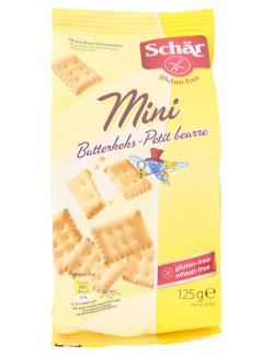 Schär Mini Butterkeks  (125 g) - 8008698010921