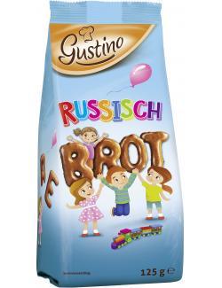 Gustino Russisch Brot  (125 g) - 4001450135331