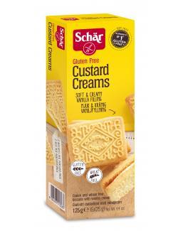 Schär Custard Creams  (125 g) - 8008698013083