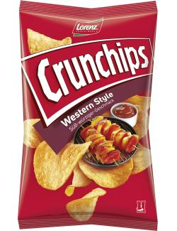 Lorenz Crunchips Western Style  (175 g) - 4018077669897