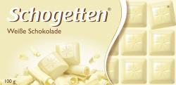 Schogetten Weiße Schokolade  (100 g) - 4000607167706