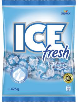 Storck Ice fresh Eisbonbons  (425 g) - 4014400904277