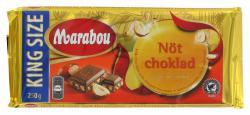 Marabou Nöt choklad Haselnuss Milchschokolade King Size  (250 g) - 7310511800307