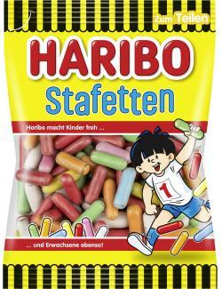 Haribo Stafetten  (200 g) - 4001686128022