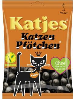 Katjes Katzen-Pfötchen  (200 g) - 4037400002033