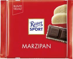 Ritter Sport Bunte Vielfalt Marzipan  (100 g) - 4000417025005