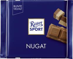 Ritter Sport Bunte Vielfalt Nugat  (100 g) - 4000417026002
