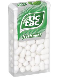 Tic Tac Fresh mint  (49 g) - 4008400395029