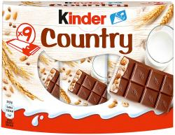 Kinder Country  (9 St.) - 4008400260921