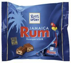 Ritter Sport Jamaica Rum Knusperstück  (200 g) - 4000417067203