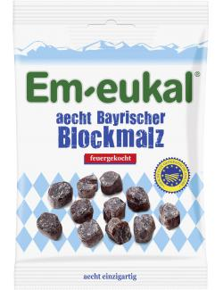 Dr. C. Soldan Aecht Bayrischer Blockmalz  (100 g) - 4009077015098