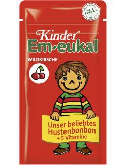 Em-eukal Kinder Hustenbonbons Wildkirsche  (75 g) - 4009077011069