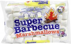 Super Barbecue Marshmallows  (300 g) - 4009183303003