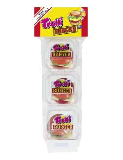 Trolli Burger  (3 x 50 g) - 4000512010838