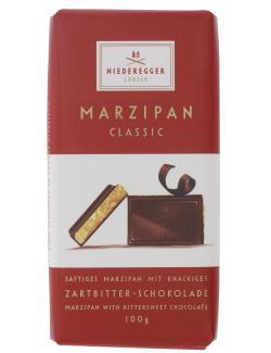 Niederegger Marzipan classic Zartbitterschokolade  (100 g) - 4000161060055