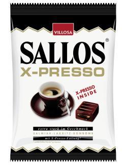 Villosa Sallos X-Presso  (135 g) - 4030300001670