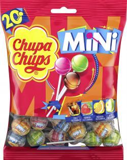 Chupa Chups Mini Lutscher  (120 g) - 4601798020131
