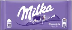 Milka Alpenmilch  (100 g) - 3045140105502