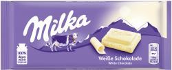 Milka Weiße Schokolade  (100 g) - 4025700001962