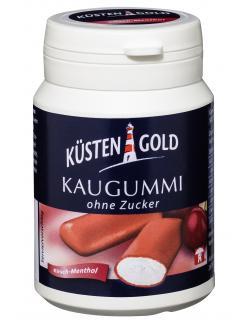 Küstengold Kaugummi Kirsch-Menthol  (67 g) - 4250426205183