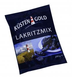 Küstengold Lakritzmix  (250 g) - 4250426204551