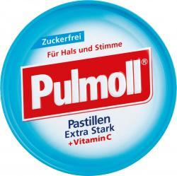 Pulmoll Hustenbonbons zuckerfrei extra stark  (50 g) - 4002590140933