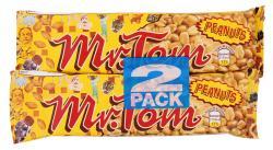 Mr. Tom Peanuts Riegel  (80 g) - 4021700800109