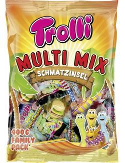 Trolli Multi-Mix Schmatzinsel  (400 g) - 4000512363903