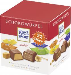 Ritter Sport Schokowürfel  (176 g) - 4000417650009