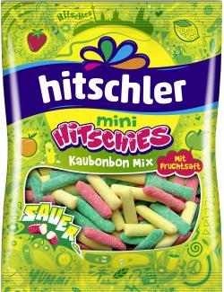 Hitschler Hitschies Mini sauer mit Fruchtsaft  (165 g) - 4100250007869