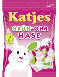 Katjes Grün-Ohr Hase  (200 g) - 4037400431512
