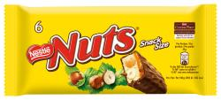 Nuts Snack Size  (6 x 30 g) - 8593893744486