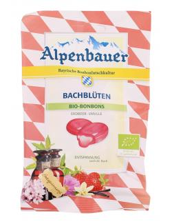 Alpenbauer Entspannung Bachblüten Erdbeere-Vanille  (75 g) - 4054451200102