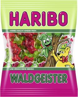 Haribo Waldgeister  (200 g) - 4001686347911