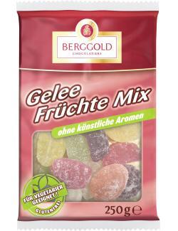 Berggold Gelee Früchte Mix  (250 g) - 4008468018281