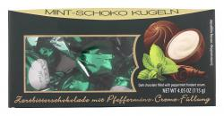 Schluckwerder Mint-Schoko Kugeln  (115 g) - 4023800151860