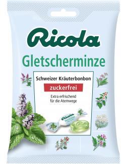 Ricola Gletscherminze zuckerfrei  (75 g) - 7610700947142