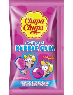 Chupa Chups Cotton Bubble Gum Tutti Frutti  (11 g) - 4602606003568