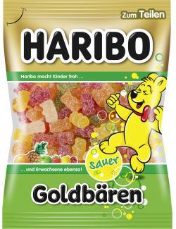 Haribo Sauer Goldbären  (200 g) - 4001686361511